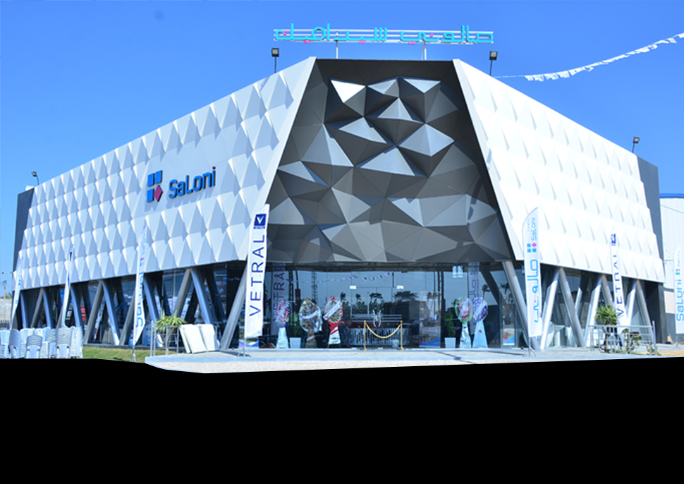 Saloni Ceramics .. The largest showroom for the finest types of ceramics and porceolan