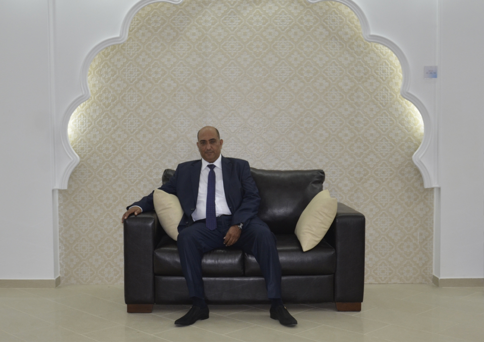 Owner, Founder and Chairman of Saloni Ceramic Company in all its branches in Palestine